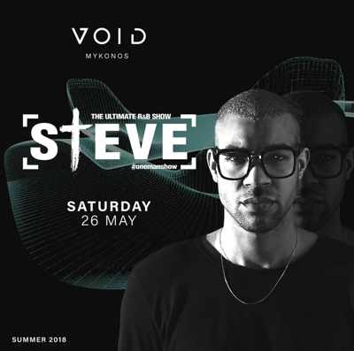 Void club Mykonos