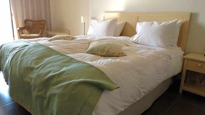 Artina Nuovo Hotel room