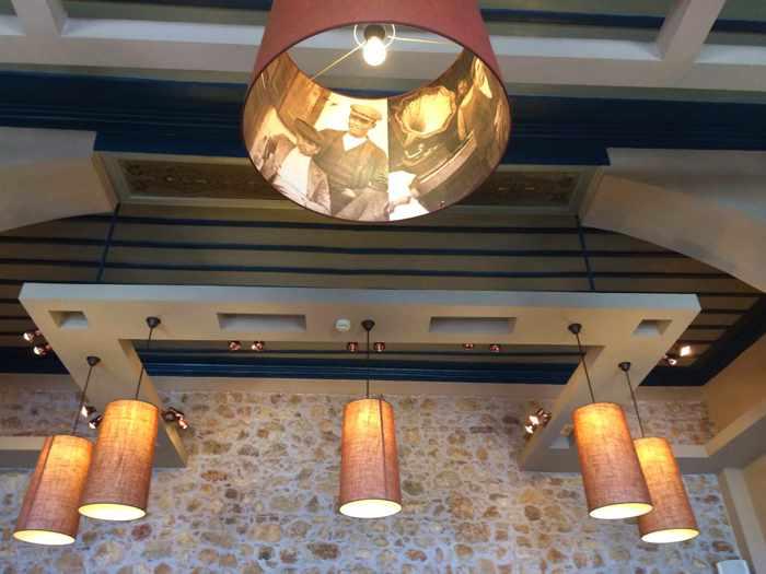 Palia Agora restaurant in Kyparissia