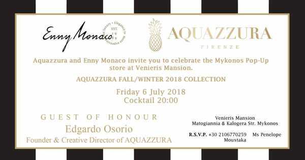 Enny Monaco store Mykonos