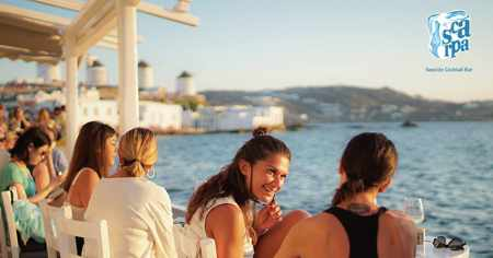 Scarpa Bar Mykonos