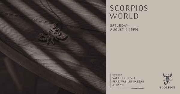 Scorpios Mykonos
