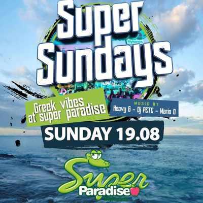 Super Paradise Beach Club Mykonos