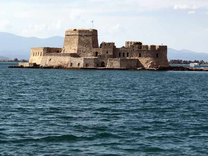 Bourtzi sea fortress