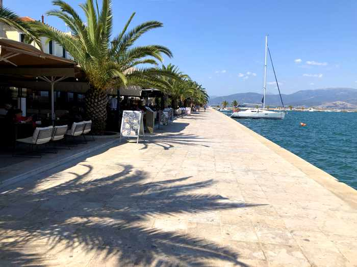 Nafplio waterfront