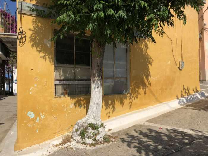 a building in Nafplio