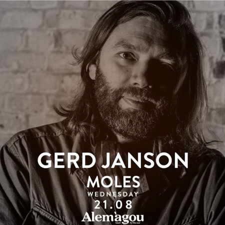 Alemagou beach club Mykonos presents Gerd Janson and Moles