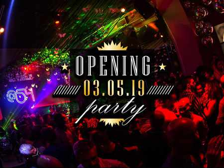 @54 nightclub Mykonos 2019 opening announcement