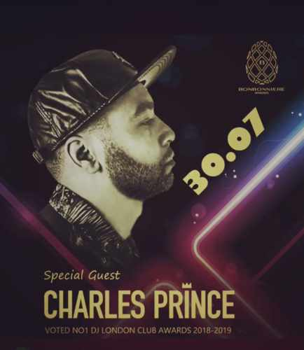 Bonbonniere Mykonos presents DJ Charles Prince on Tuesday July 30