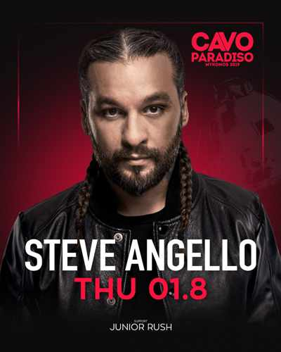 Cavo Paradiso Mykonos presents Steve Angello on Thursday August 1