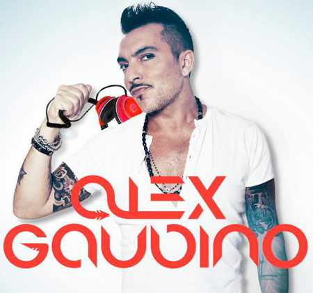 DJ Alex Gaudino photo from his official page on Facebook