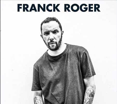 Promotional photo of DJ Franck Roger