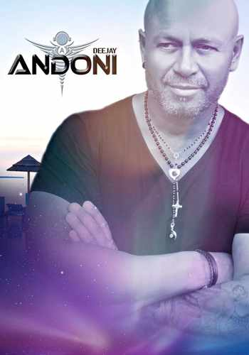 Deejay Andoni photo from his official page on Facebook