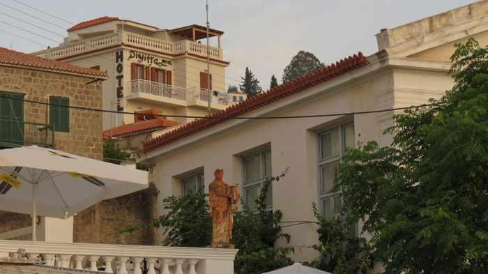 Greece,Greek island, Saronic island, Poros island, Poros Greece, Poros hotel, hotel, Dimitra Hotel,Dimitra Hotel Poros island