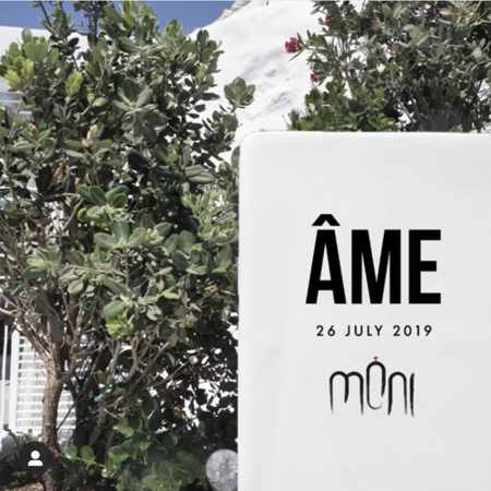 Moni club Mykonos presents Ame on Friday July 26
