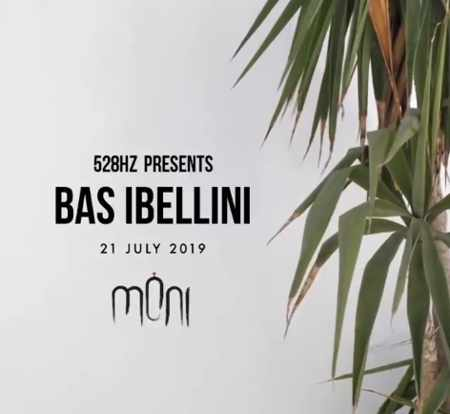 Moni club Mykonos presents Bas Ibellini on Sunday July 21