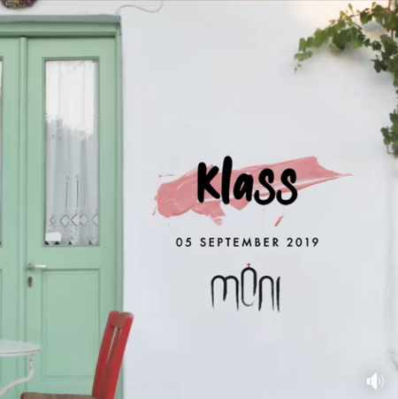 Moni club Mykonos presents DJ Klass on Thursday September 5