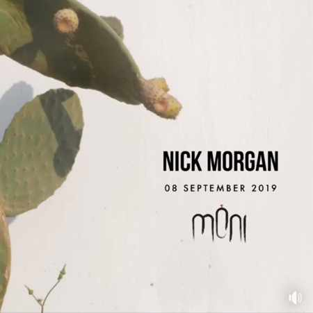 Moni club Mykonos presents DJ Nick Morgan on Sunday September 8