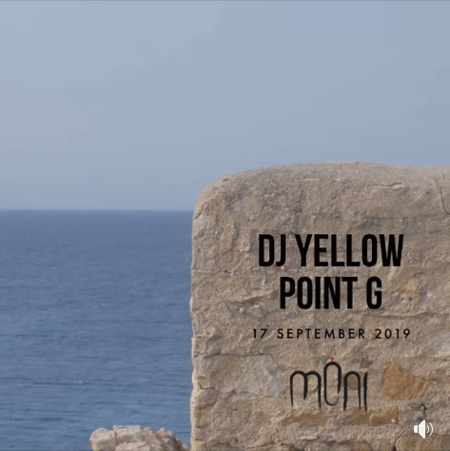 Moni club Mykonos presents DJ Yellow and Point G on Tuesday September 17