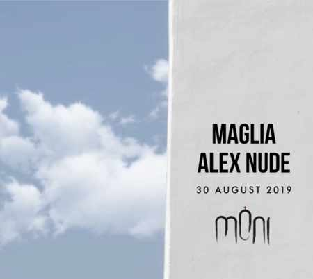 Moni club Mykonos presents DJs Maglia and Alex Nude on Friday August 30