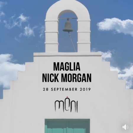 Moni club Mykonos presents DJs Maglia and Nick Morgan on Saturday September 28