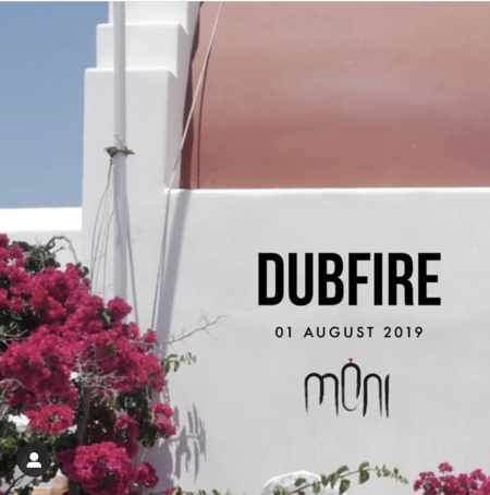 Moni club Mykonos presents Dubfire on Thursday August 1