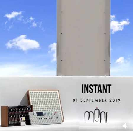 Moni club Mykonos presents Instant on Sunday September 1