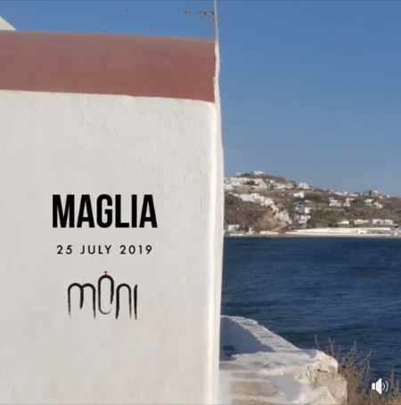 Moni club Mykonos presents Maglia on Thursday July 25