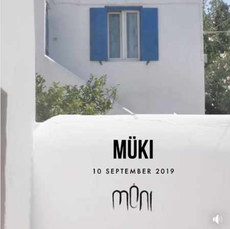 Moni club Mykonos presents Muki on Tuesday September 10