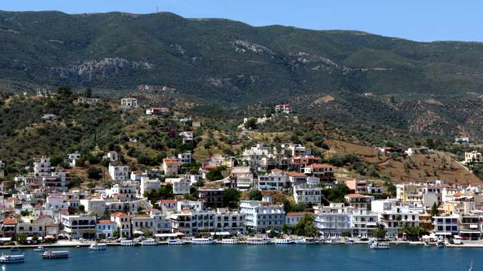 Greece, Greek islands, Saronic island, ArgoSaronic island, Poros, Poros island, Poros Greece, Galatas, Peloponnese,