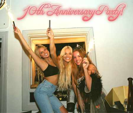 Queen of Mykonos 10th Anniversary Party on Saturday September 14