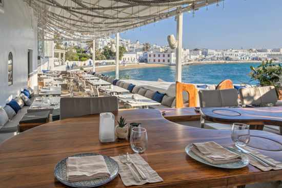 Facebook photo of Remezzo bar and restaurant on Mykonos