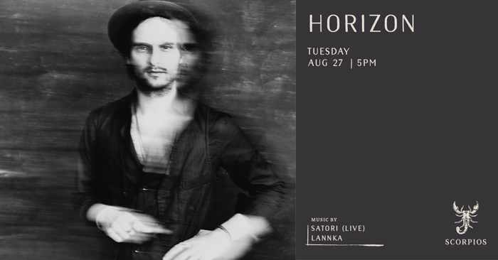 Scorpios Mykonos Horizon program on Tuesday August 27