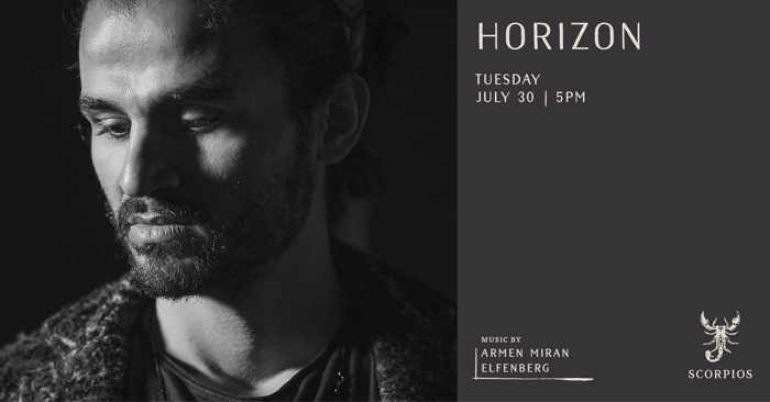 Scorpios Mykonos July 30 Horizon event