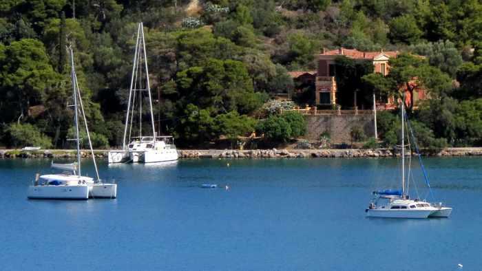 Greece, Greek island, Saronic island, Poros, Poros Greece, Poros island, mansion, villa, Villa Galini, Villa Galini Poros, architecture,