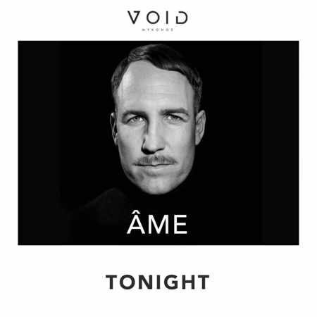 Promotional image for Ame show at Void Club Mykionos