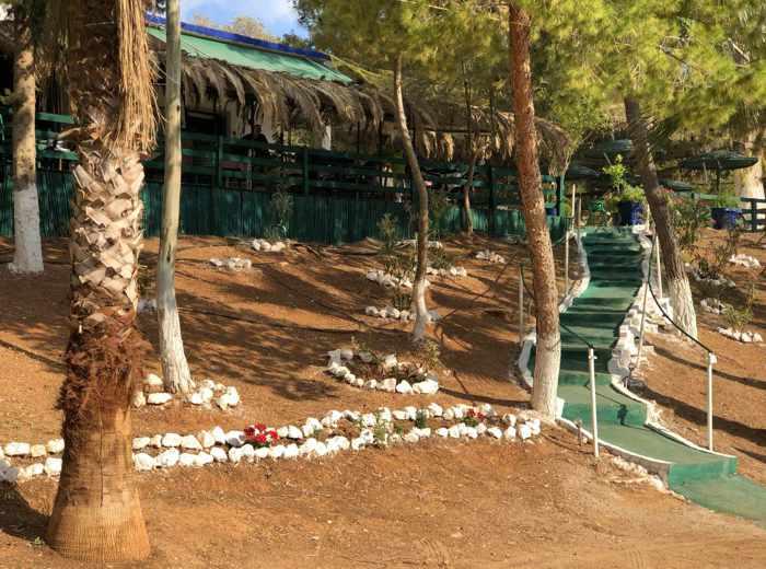 Greece, Peloponnese, Nafplio, Karathona, Karathona beach, restaurant, taverna, Greek taverna, beach taverna,