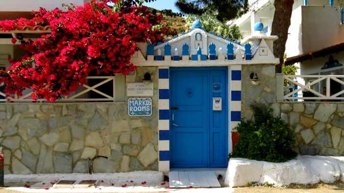 Greece, Greek islands, Cyclades, Siros, Syros, Syros island, Kini Bay, Kini, Kini Bay on Syros, accommodations, Markos Rooms, Markos Rooms Kini Bay Syros,
