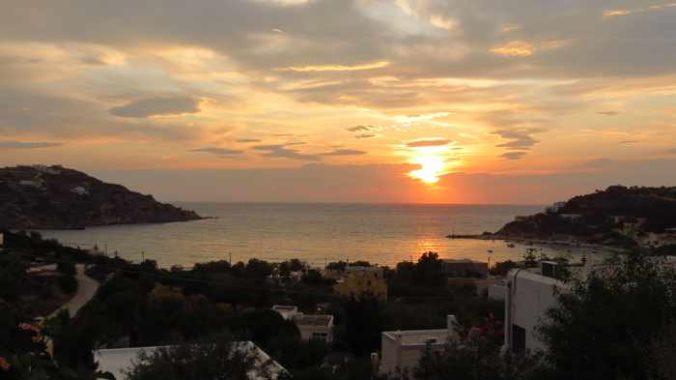 Greece, Greek Islands, Cyclades, Siros, Syros, Kini Bay, Kini beach, Kini village, landscape, coast, seaside, beach, Kini Beach, Kini Beach Syros, beach, coast, sunset,