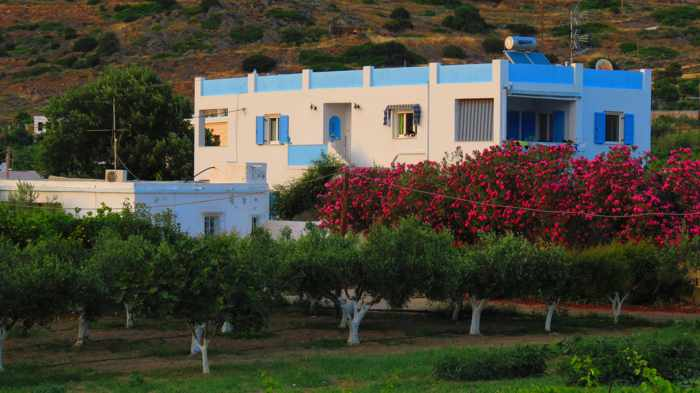 Greece, Greek Islands, Cyclades, Siros,Syros, Syros island, house, building,