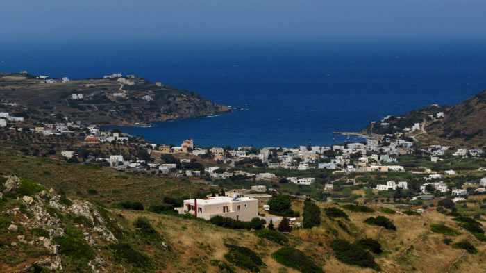 Greece,Greek island, Siros, Syros, Syros Greece, Kini, Kini Bay, Kini Bay Syros,