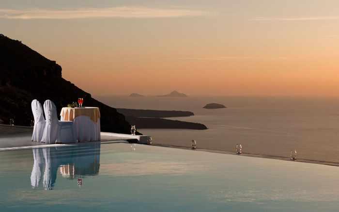 Greece, Greek islands, Cyclades, Santorini, Imerovigli, hotel, resort, Anastasis Apartments,