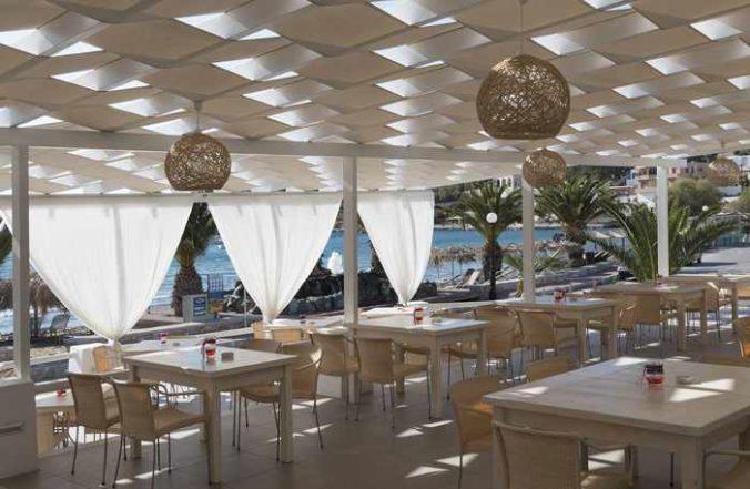 Greece, Greek islands, Cyclades, Siros, Syros, Syros island, Kini Bay, Kini, Kini Bay on Syros, hotel, accommodations, Blue Harmony Hotel, Blue Harmony Hotel Syros,
