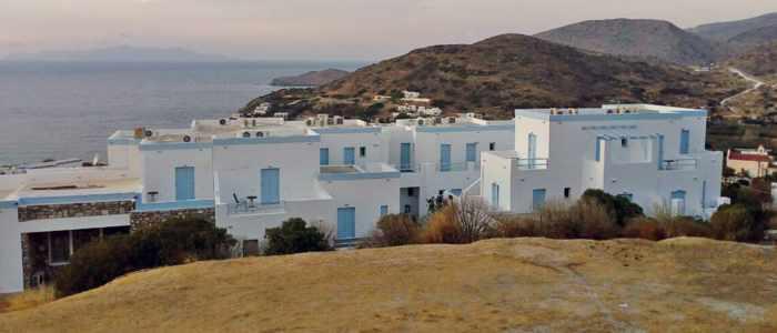 Greece, Greek islands, Cyclades, Siros, Syros, Syros island, Kini Bay, Kini, Kini Bay on Syros, hotel, accommodations, Kini hotel, Horizon Blue Hotel, Blue Horizon Hotel, Horizon Blue Hotel Syros, Horizon Blue Hotel Kini, Kini hotel,