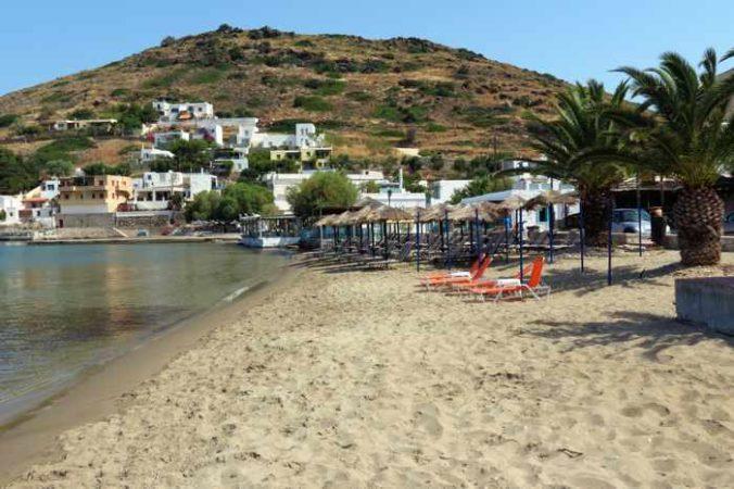 Greece, Greek islands, Siros, Syros, Syros island, Kini, Kini beach, Kini beach Syros, Kini Syros, beach, organized beach,sandy beach,