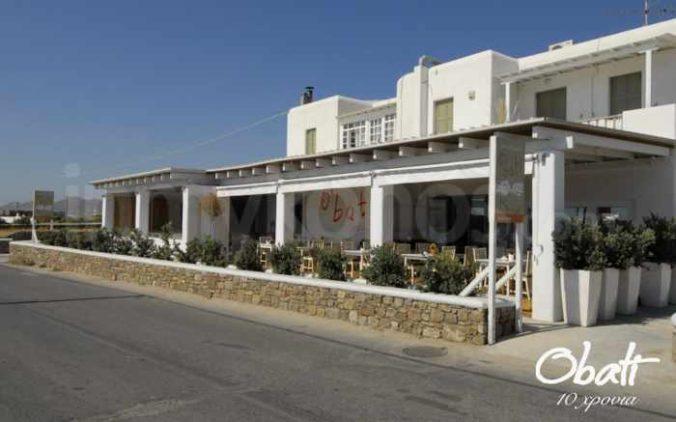 Greece, Greek Islands, Cyclades, Mikonos, Mykonos, Mykonos Town, restaurant, taverna,
