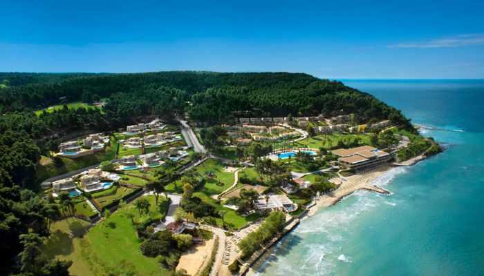 Greece, Greece mainland, mainland Greece, Halkidiki, Kassandra, Sani Club Resort, Sani Resort, resort, luxury resort, family resort