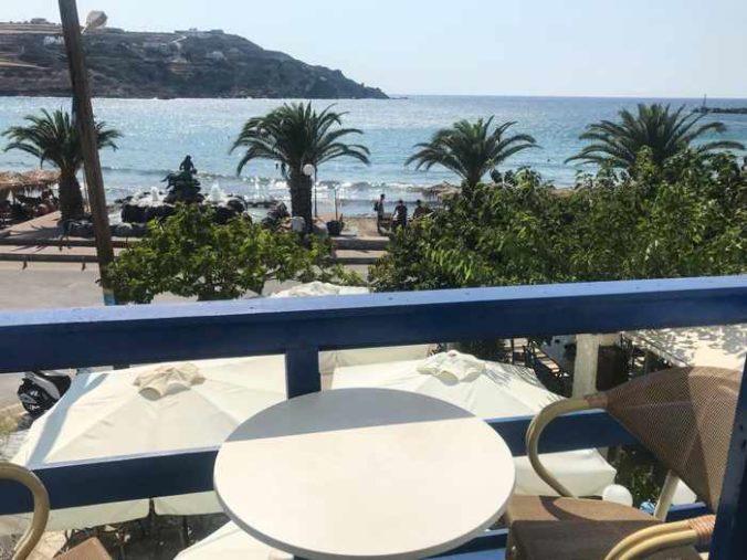 Greece, Greek islands, Cyclades, Siros, Syros, Syros island, Kini Bay, Kini, Kini Bay on Syros, hotel, accommodations, Sunset Hotel Syros, Hotel Sunset Syros, Sunset Hotel Kini, hotel room,
