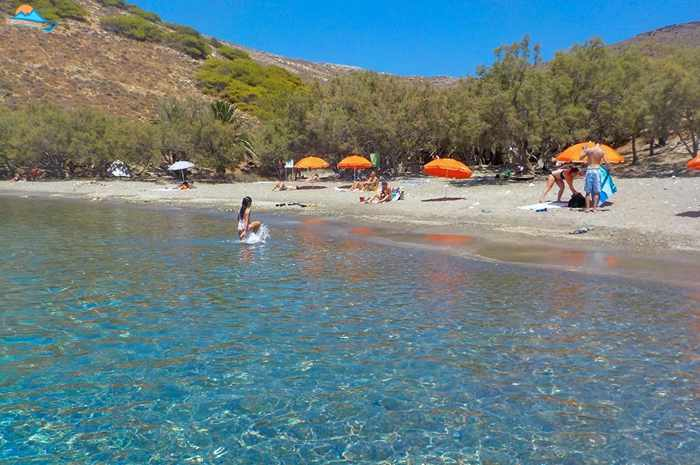 Greece, Greek islands, Cyclades, Siros, Syros, Syros island, Kini, Kini Bay Syros, Syros Adventures, Perla1, boat trips, boat excursions, beach excursions, remote Syros beaches, isolated Syros beaches, secluded Syros beaches, beaches, coves, bays, Gria Spilia, Gria Spilia beach, Gria Spilia beach Syros