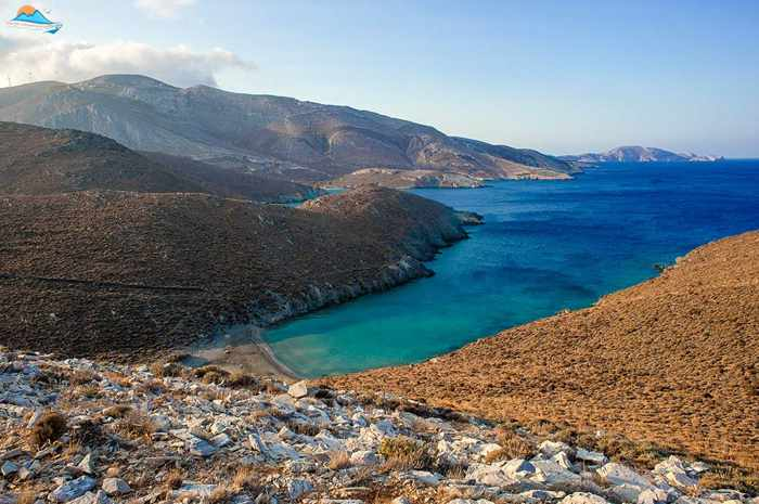Greece, Greek islands, Cyclades, Siros, Syros, Syros island, Kini, Kini Bay Syros, Syros Adventures, Perla1, boat trips, boat excursions, beach excursions, remote Syros beaches, isolated Syros beaches, secluded Syros beaches, beaches, coves, bays, Marmari, Marmari beach, Marmari beach Syros,
